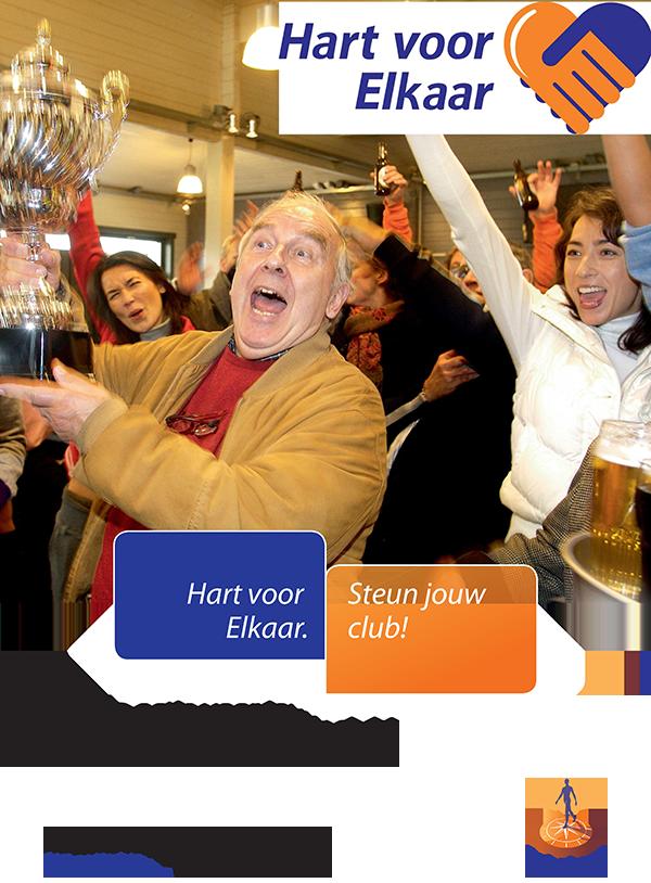 Hart voor Elkaar Rabobank Sint-Oedenrode Meierij Scouting Rooi